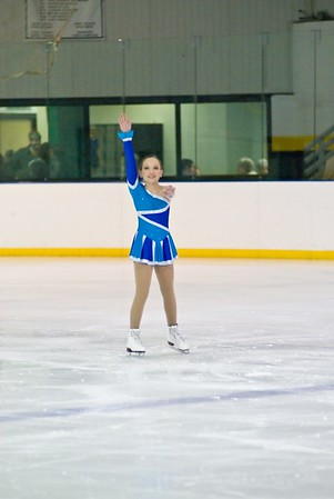 Solo Fs Program Adult & Special Olympic Skaters
