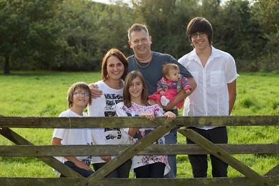 Helen, Steve & Family