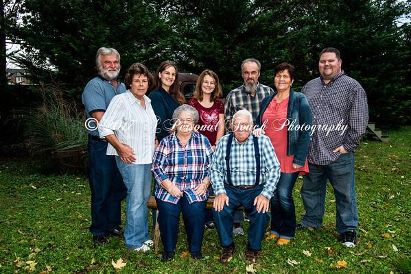 LaRue's family 2018