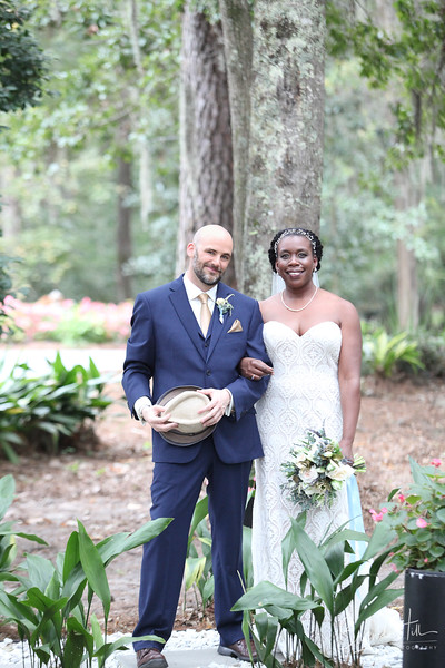 Andrew and Zoë, Savannah Georgia