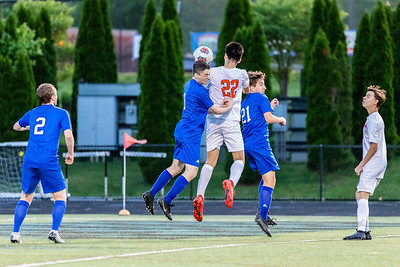 Boys Soccer: Tuscarora vs. Briar Woods 5.9.2019 (by Michael Dow)