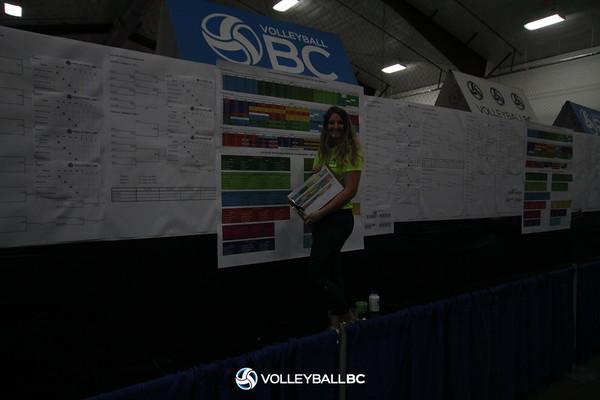 2018 15U/16U Provincial Championships (Day 1)