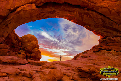 Arches National Park: Utah
