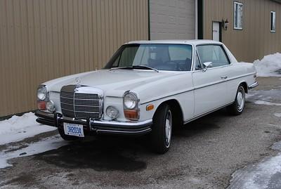 '72 Mercedes