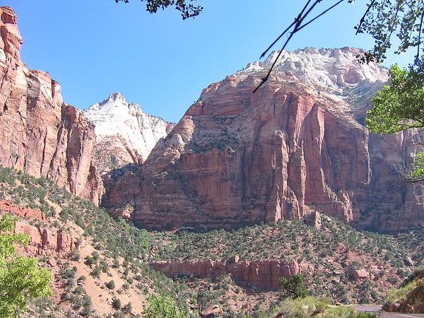 Zion NP - Canyon