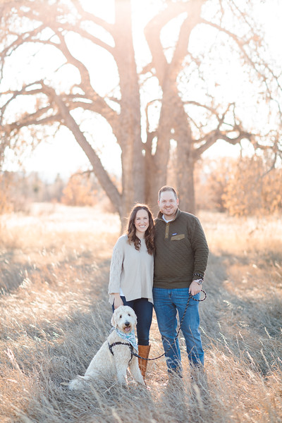 Cassie, Josh & Cash - Wheat Ridge Colorado