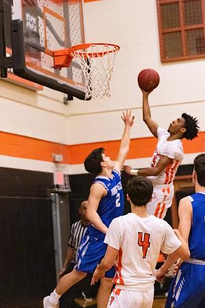 Tuckahoe Varsity Basketball vs Bronxville