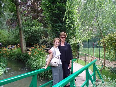 Mom & Merritt Paris 2007