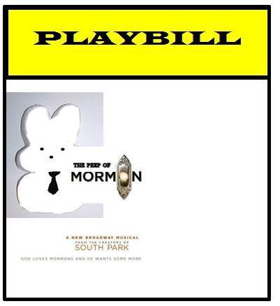 ". \""Peep of Mormon,\"" by Margaret Mccarney, St. Paul"