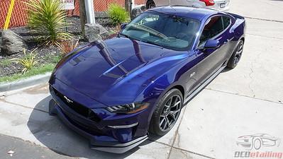 2019 Ford Mustang GT PP2 Kona Blue