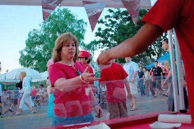 7/4/2006 - Mission Viejo Street Fair Fundraising