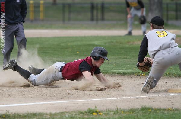 Dundee Baseball 4-30-12