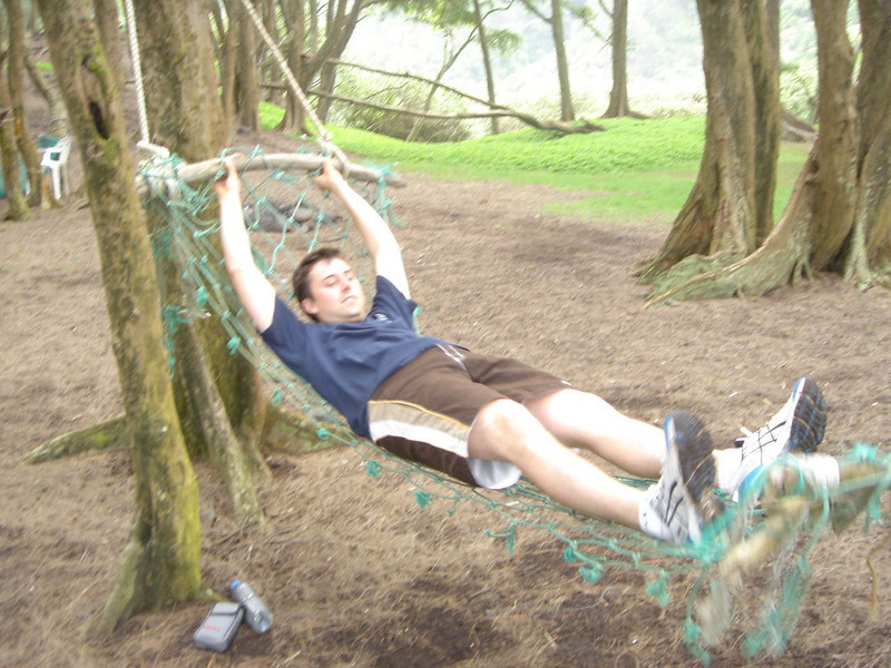 Hammock in Hawaii