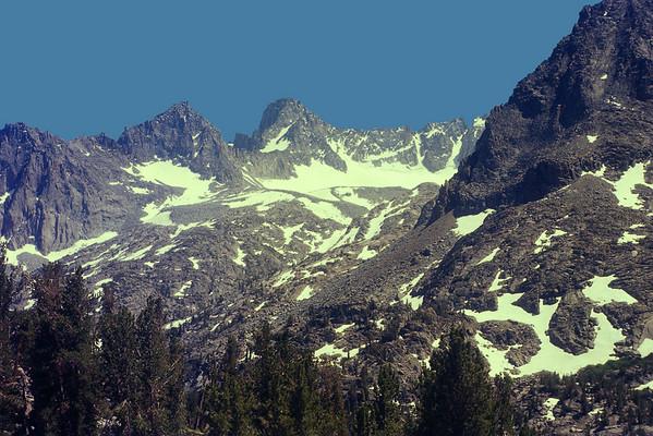 Palisade Glacier - 1971