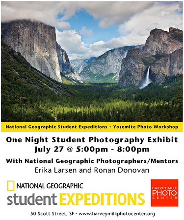 National Geographic Student Expedition