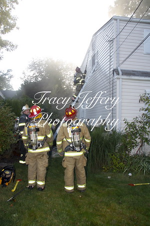 HFD House Fire- Vincent St 9-24-14