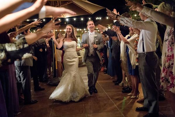 Bride and Groom Exit