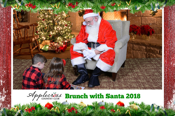 2018 Applecross Brunch with Santa