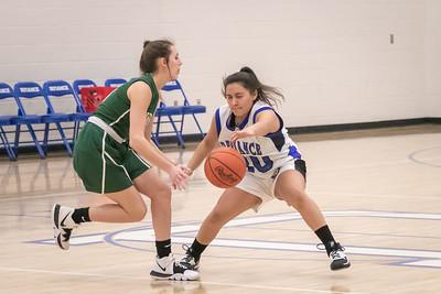 DMS Girls Basketball 12-14-2019