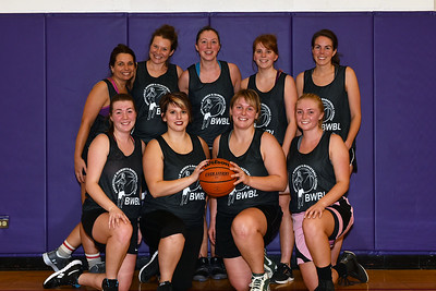 Brockville Women's Basketball League