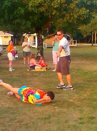 Camp Sun and Fun 2008