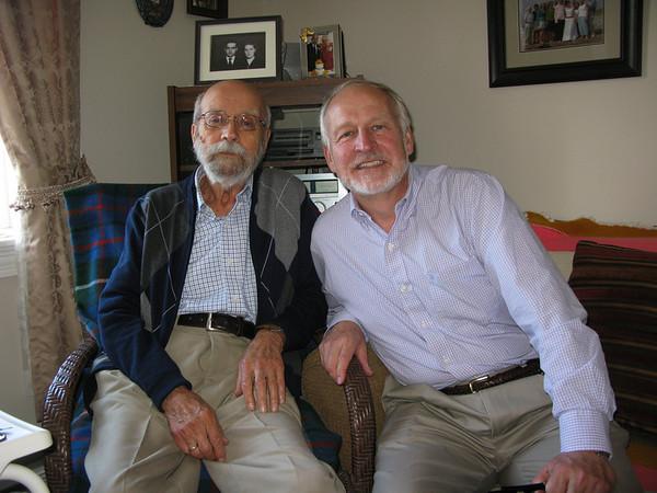 Tom's Visit, 2012