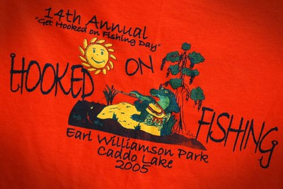 """BassLife @ 14th Annual """"Get Hooked on Fishing"""" at Caddo Lake, Oil City, LA"""