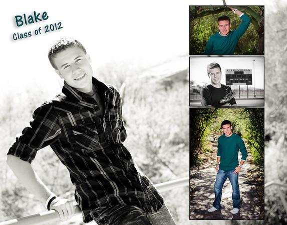 Blake - Senior Portraits in Tucson