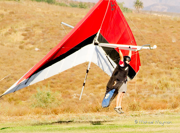 a hang glider's trip