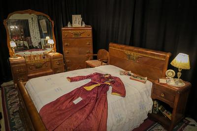1940s Master Bedroom
