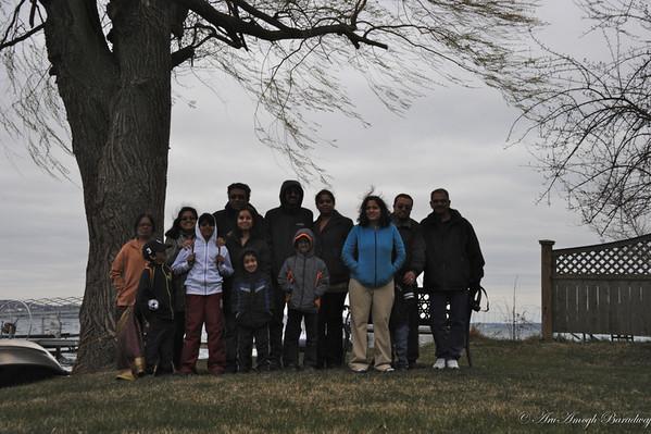 Easter Break (Skaneateles NY)