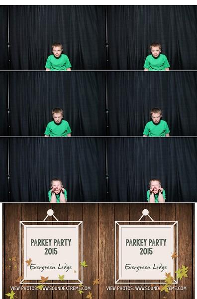 Parkey Party 2015