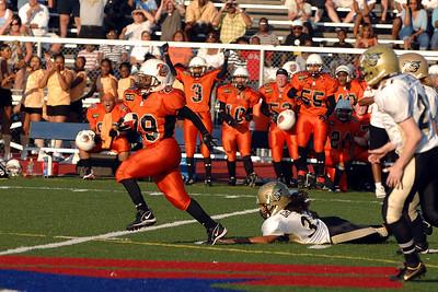 July 28, 2007 vs. Sacremento