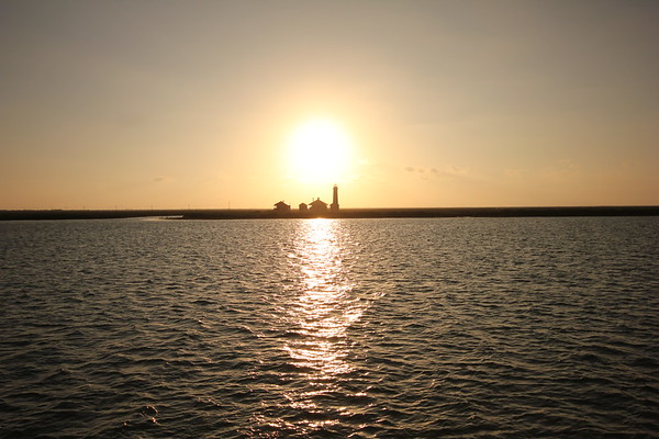 The brightest lighthouse is all the land.<br /> Corpus Christi, TX