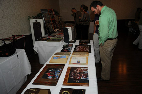 Hall of Fame Induction Banquet