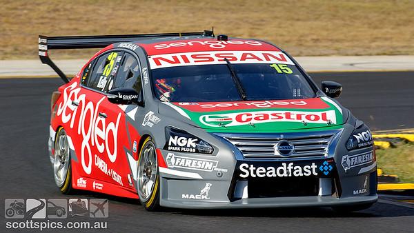 Supercars Australia Test Day 16FEB18