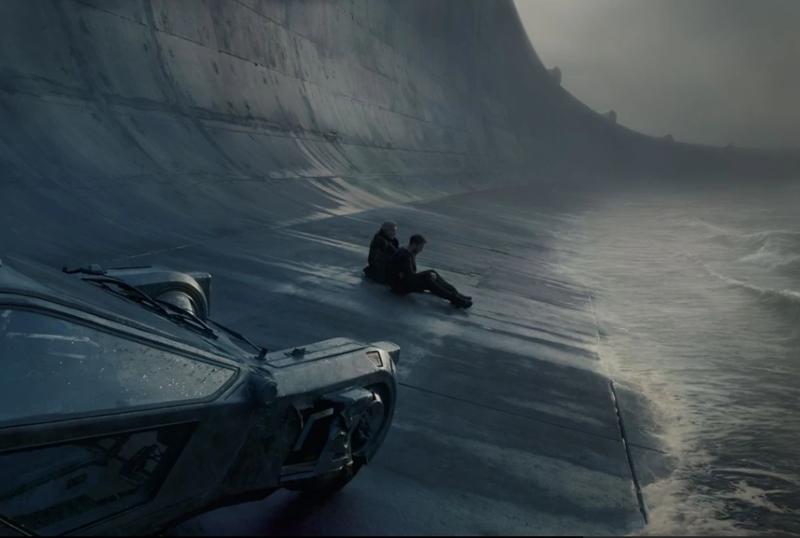Bladerunner 2049 Seawall