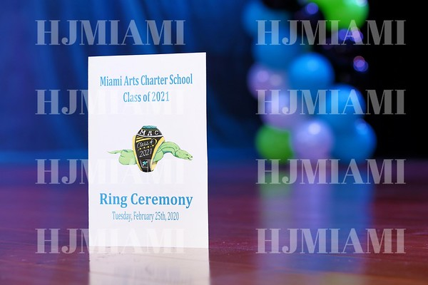 Ring Ceremony 2-25-2020