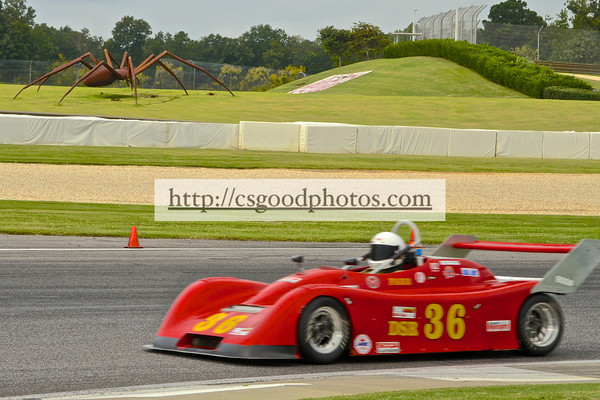 2012 Labor Day Weekend SCCA at Barber