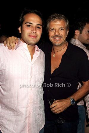 Joe Portorella, Rocco Ancarola photo by Rob Rich © 2008 516-676-3939 robwayne1@aol.com