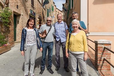 Toscana and Umbria