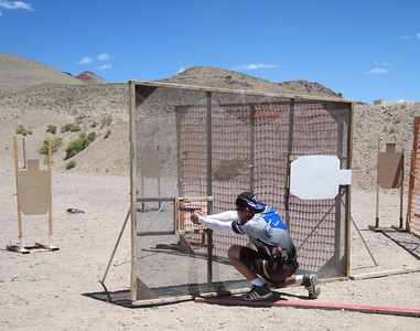 WNPL USPSA pistol match June 2012
