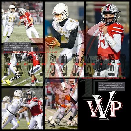Freedom @ W.T. Woodson Varsity Boys Football 11-24-18 | VHSL Regional Playoffs