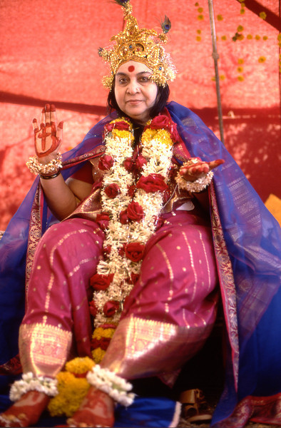 Shri Krishna Puja, 19 January 1985, Nasik India
