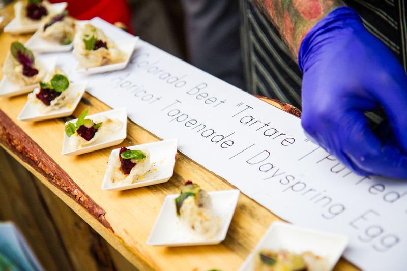Colorado-Made Block Party @ Slow Food Nations