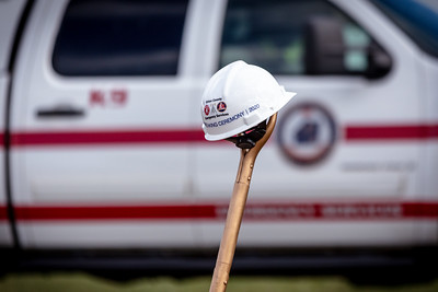 Emergency Services Groundbreaking