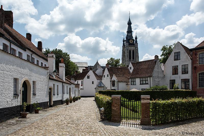 Begijnhof Kortrijk