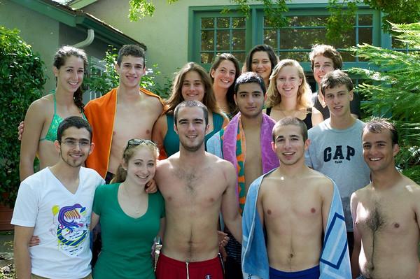 Hausner Class '06 Reunion