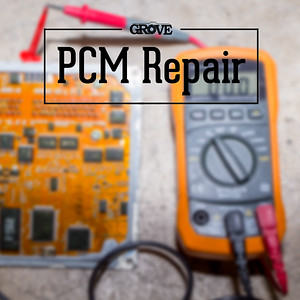 PCM/ECU Repair - P0201