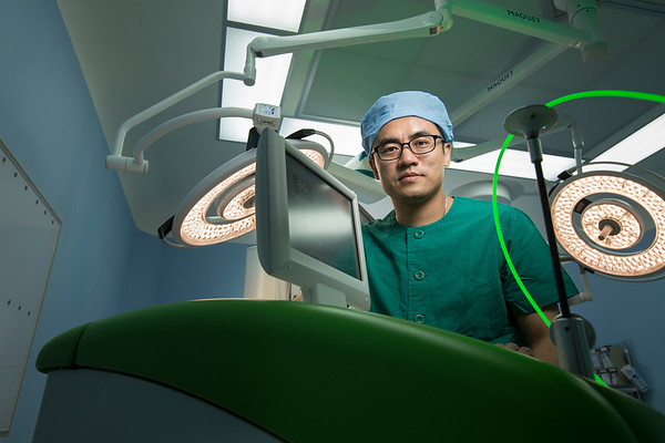 Dr. Zhao Yun Qiao at MUST